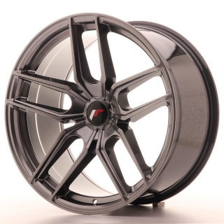 JR25 10x20 5x108 ET20-40 HYPER BLACK
