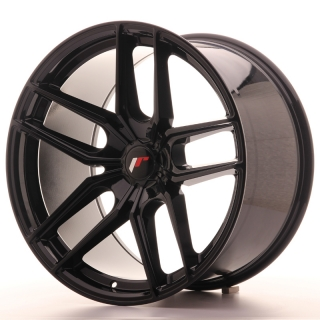 JR25 11x20 5x118 ET20-40 GLOSS BLACK