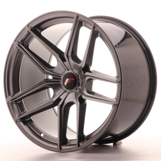 JR25 11x20 5x108 ET20-40 HYPER BLACK