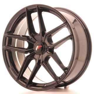 JR25 8,5x20 5x108 ET20-40 GLOSS BLACK