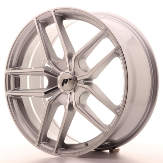 JR25 8,5x20 5x118 ET20-40 SILVER MACHINED