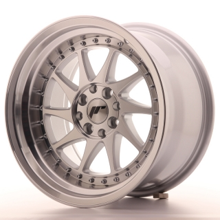 JR26 9x16 4x100/108 ET20 SILVER MACHINED