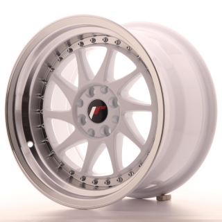 JR26 9x16 4x100/108 ET20 WHITE