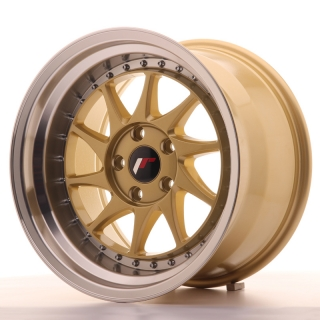 JR26 10x17 5x108 ET20-25 GOLD