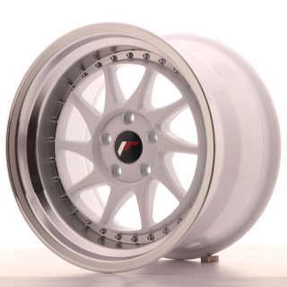 JR26 10x17 5x118 ET20-25 WHITE