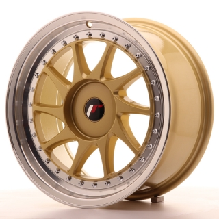 JR26 8x17 4x108 ET20-35 GOLD
