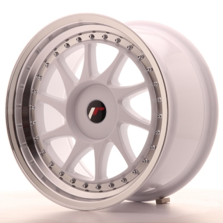 JR26 9x17 4x110 ET20-35 WHITE