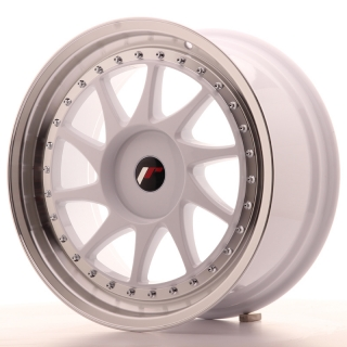 JR26 8,5x18 5x100 ET20-40 WHITE