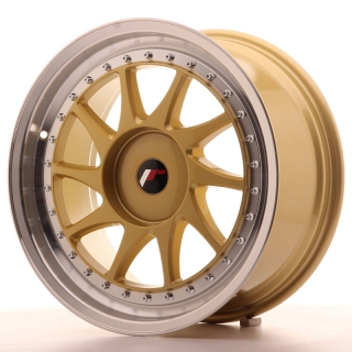 JR26 8,5x18 BLANK ET35-40 GOLD