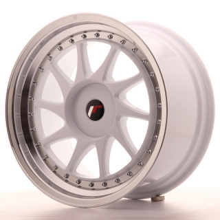 JR26 9,5x18 4x114,3 ET20-40 WHITE
