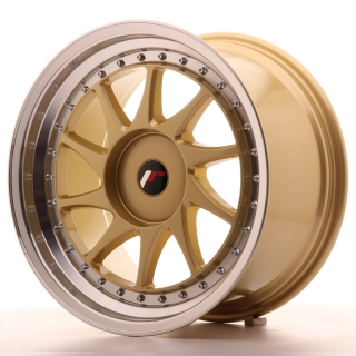 JR26 9,5x18 BLANK ET35-40 GOLD