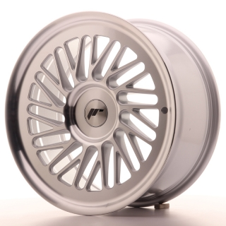 JR27 8,5x18 5x112 ET20-40 SILVER MACHINED