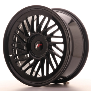 JR27 8,5x18 4x114,3 ET40 GLOSS BLACK