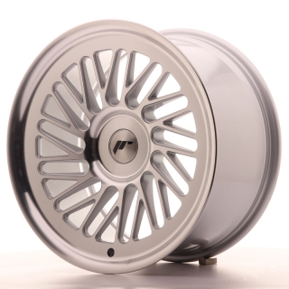 JR27 9,5x18 5x112 ET20-40 SILVER MACHINED
