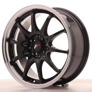 JR5 7x16 4x100/108 ET30 GLOSS BLACK