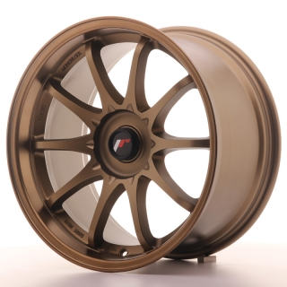 JR5 9,5x18 5x105 ET35-38 DARK ANODIZE BRONZE