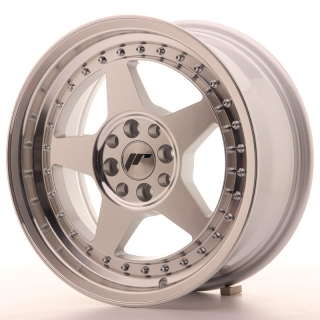 JR6 7x16 4x100/114,3 ET35 SILVER MACHINED