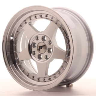 JR6 8x16 4x100/114,3 ET30 SILVER MACHINED
