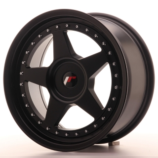 JR6 8x17 5x110 ET20-35 MATT BLACK