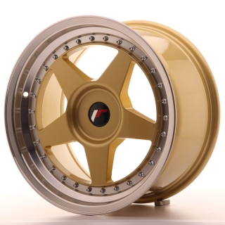 JR6 9x17 5x110 ET20-35 GOLD