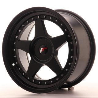 JR6 9x17 5x110 ET20-35 MATT BLACK