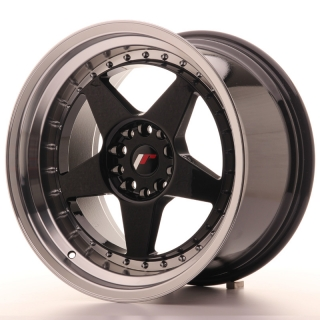 JR6 10,5x18 5x114,3/120 ET25 GLOSS BLACK