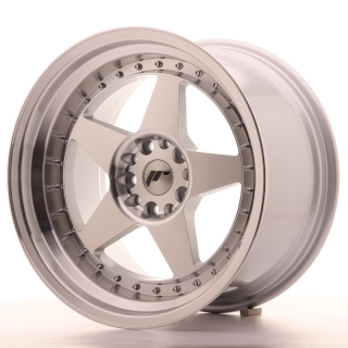JR6 10,5x18 5x114,3/120 ET25 SILVER MACHINED