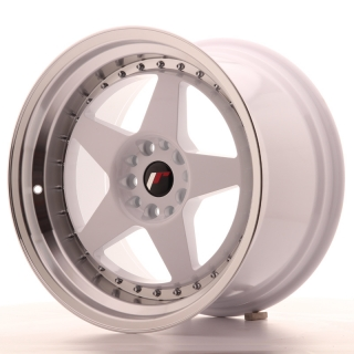 JR6 10,5x18 5x114,3/120 ET25 WHITE