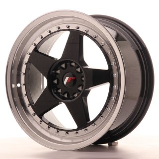 JR6 8,5x18 5x114,3/120 ET22 GLOSS BLACK