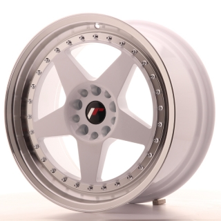 JR6 8,5x18 5x114,3/120 ET22 WHITE