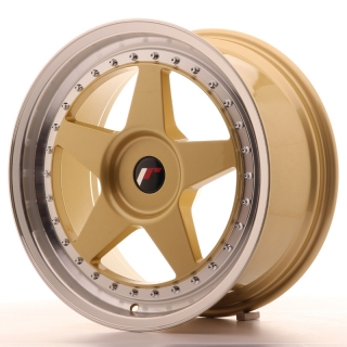 JR6 8,5x18 5x114,3 ET35-40 GOLD