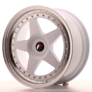 JR6 8,5x18 4x114,3 ET35-40 WHITE
