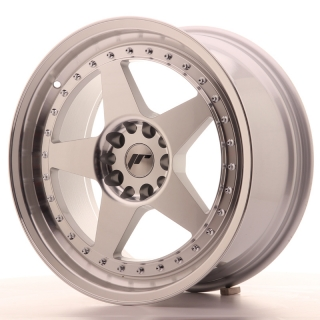 JR6 8,5x18 5x112/114,3 ET40 SILVER MACHINED