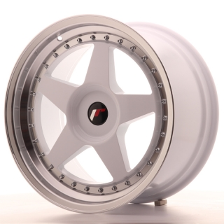JR6 9,5x18 5x118 ET20-40 WHITE