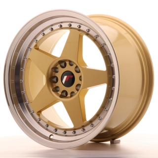 JR6 9,5x18 5x114,3/120 ET22 GOLD