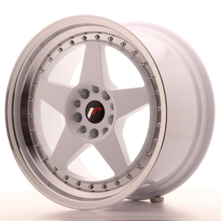 JR6 9,5x18 5x114,3/120 ET22 WHITE