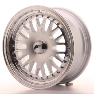 JR10 7x15 5x105 ET30 SILVER MACHINED