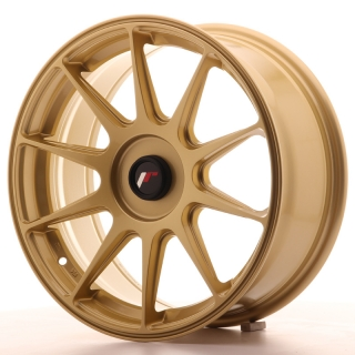 JR11 7,25x17 BLANK ET35 GOLD