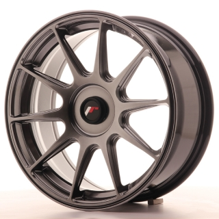 JR11 7,25x17 BLANK ET35 HYPER BLACK