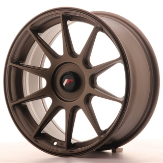 JR11 7,25x17 BLANK ET35 MATT BRONZE
