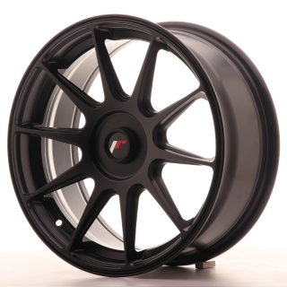 JR11 7,25x17 4x108 ET35 MATT BLACK