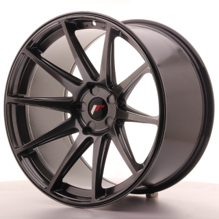 JR11 11x20 5x120 ET30 HYPER BLACK
