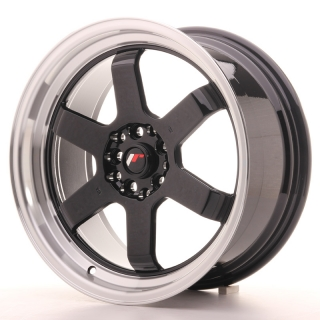 JR12 8x17 5x112/120 ET35 GLOSS BLACK