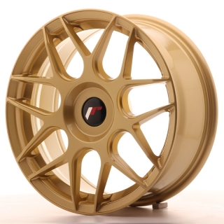 JR18 7x17 4x100 ET20-40 GOLD
