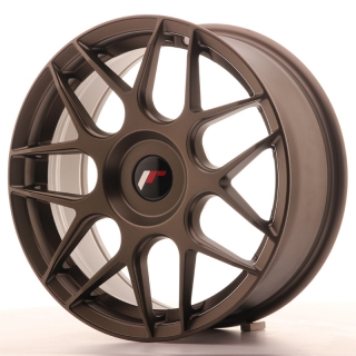 JR18 7x17 4x100 ET20-40 MATT BRONZE