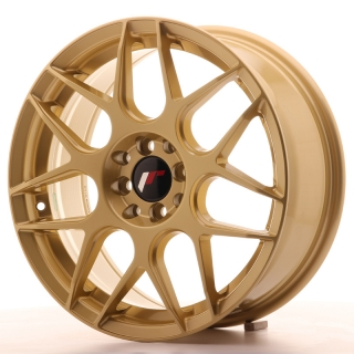 JR18 7x17 4x100/114,3 ET40 GOLD