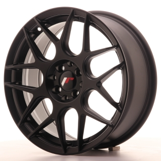 JR18 7x17 4x100/114,3 ET40 MATT BLACK