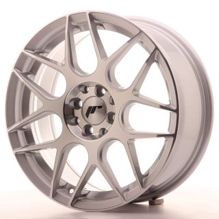 JR18 7x17 4x100/114,3 ET40 SILVER MACHINED