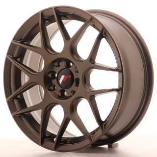 JR18 7x17 5x100/114,3 ET40 MATT BRONZE