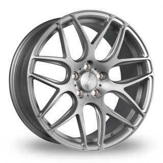 BOLA B8R 9,5x18 5x98 ET40-45 MATT SILVER BRUSHED POLISHED